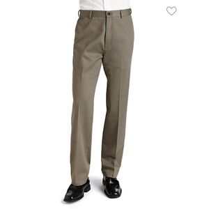 Haggar Work To weekend Khaki - Straight Fit/ Gray